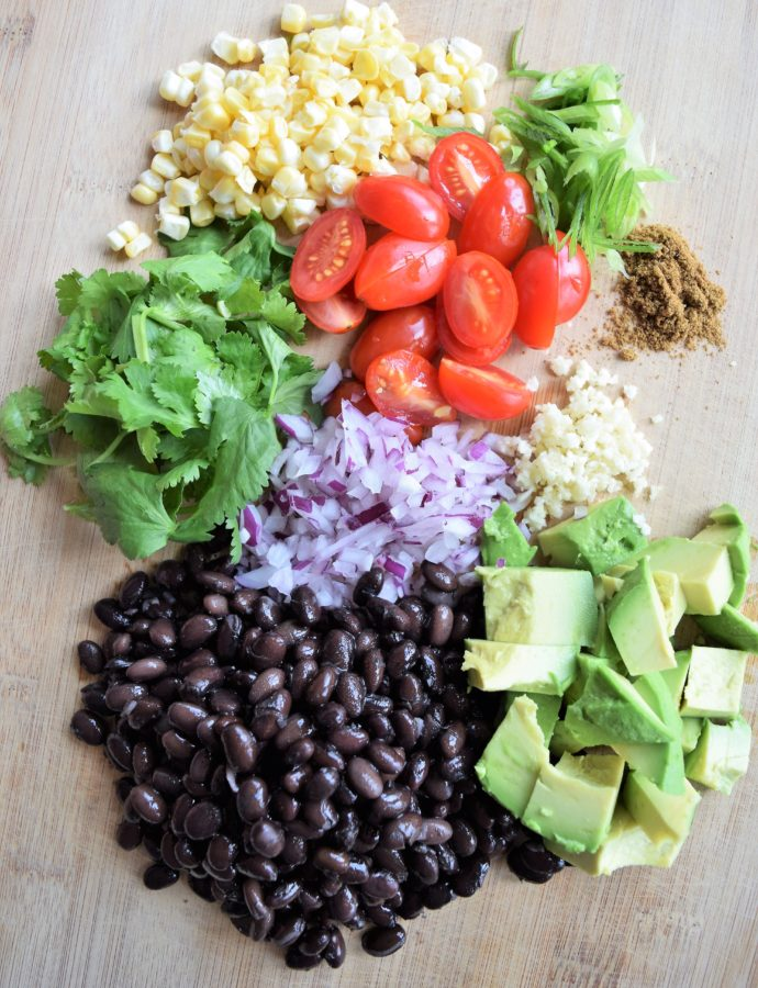 Black Bean and Corn Salad Recipe