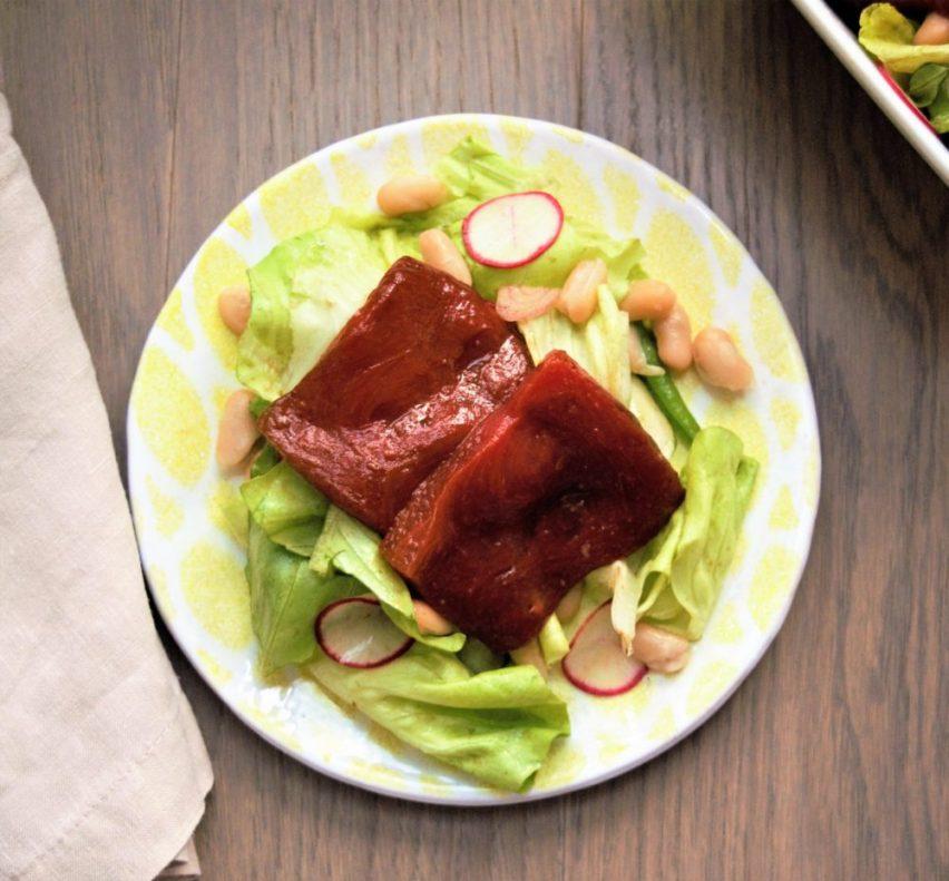 Vegan Watermelon Niçoise Salad