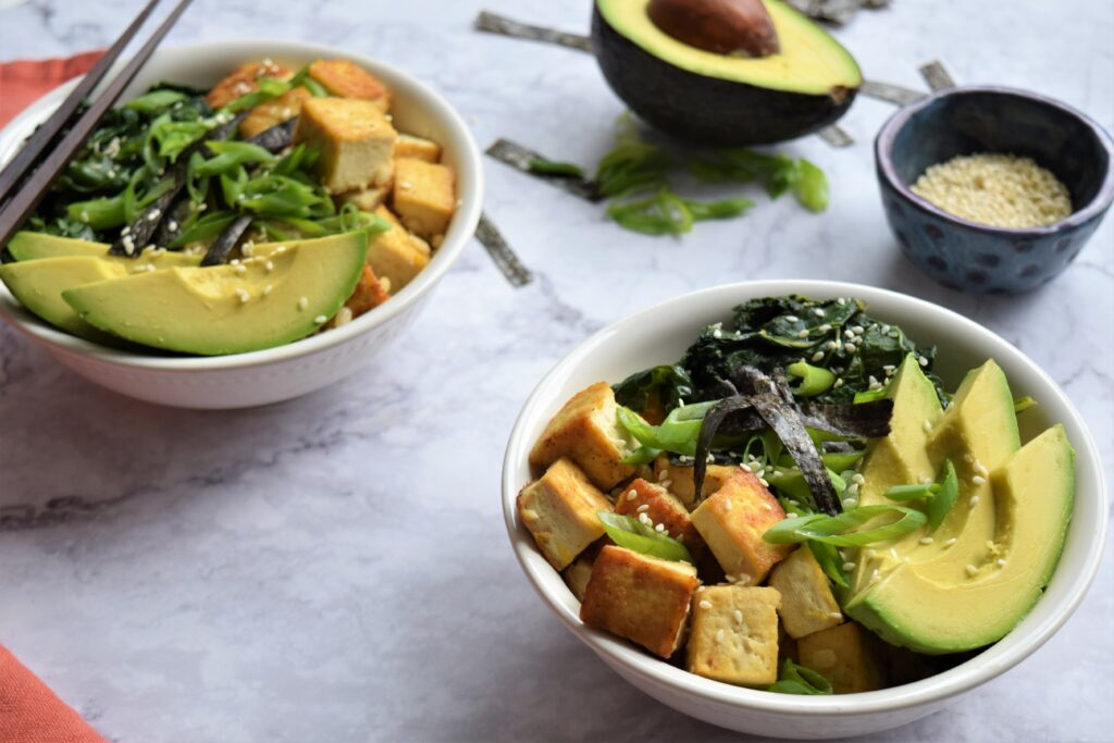 Vegan Energy Bowl